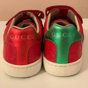 Gucci Signature sneaker with Web size 28